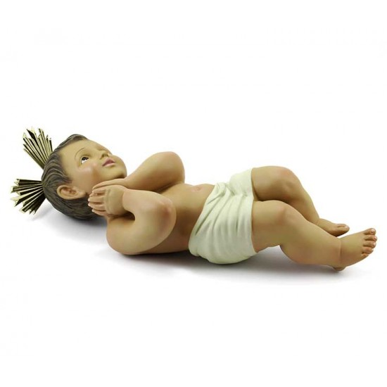 Plaster Baby from Jerusalem 45 cm