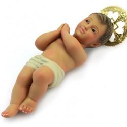 Plaster Baby Jesus from Jerusalem 20 cm