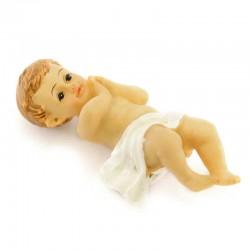 Baby Jesus Betlemme in resin 6,5 cm