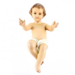 Resin Naked Baby Jesus 33 cm Landi