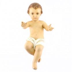 Resin Naked Baby Jesus 46 cm Landi