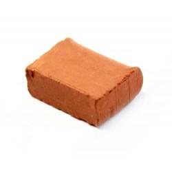 Mattone cornice per presepe in terracotta 0,7x1x0,3 cm pz 25