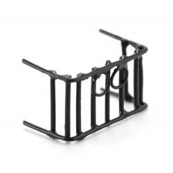Ringhiera Balcone in ferro per presepe 2x1 cm
