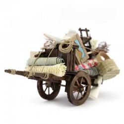 Eviction Cart for Nativity Scene 12x20x8 cm
