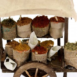 Cart for Spices Seller 15x17x8 cm