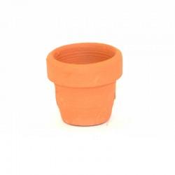 Vaso in terracotta per presepe 2 cm