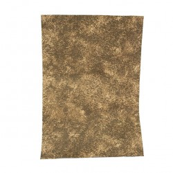 Brown mouldable rock paper sheet 50x70 cm