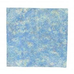 Carta effetto mare modellabile per presepe 35x35 cm