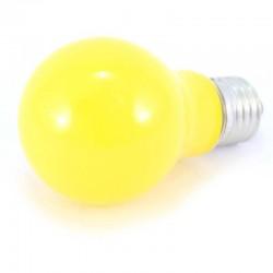 Lampadina colorata gialla 40W E27