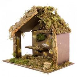 Empty hut for crib 53x46x33 cm