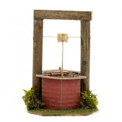 Well for Nativity Scene B 14 cm