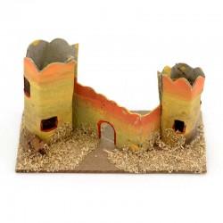 Cardboard House for Nativity Scene G