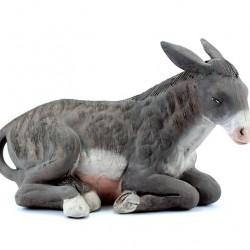 Terracotta Donkey 30 cm