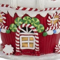 Gingerbread Cupcake House 20 cm Kurt Adler