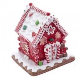 Gingerbread House candies and gingerbread man 14 cm Kurt Adler