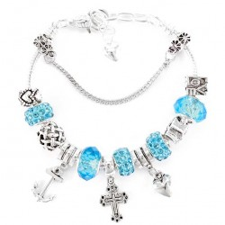Women Bracelet with Charms Type 9