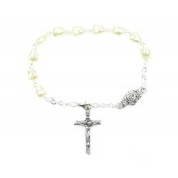 Rosary Bracelet River Pearl grain 7 mm