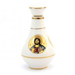 Ceramic Bottle Oil Essence 8.5x5 cm