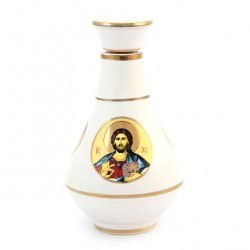 Ceramic Bottle Essences decorations 8.5 cm