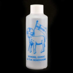 Holy Water Bottle with Lamb 500 items 100 ml
