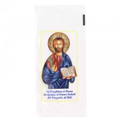 Bustina Domenica delle Palme Cristo 11x23 cm 200 Pz