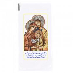 Bustina Domenica delle Palme Sacra Famiglia 11x23 cm 200 Pz