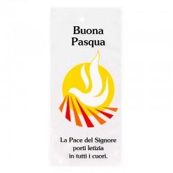 Bustina Domenica delle Palme Colomba Pace 11x24 cm 500 Pz