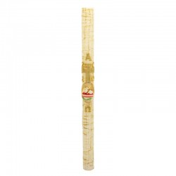 Relief Cross and Lamb Wax Paschal Candle 8x120 cm