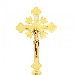 Baroque Style Altar Cross gold 57 cm