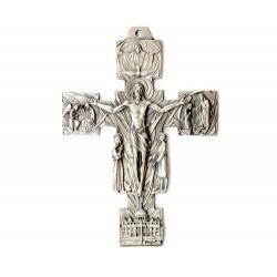 Crocifisso Duc in Altum 13,5x9,5 cm