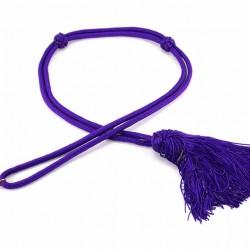 Purple inexpensive Pectoral Cross Cord