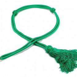 Green inexpensive Pectoral Cross Cord