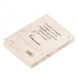 Pocket Gospel new CEI text 7.3 x 10 cm San Paolo Editions