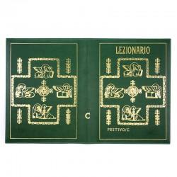 Copri Lezionario festivo anno C 22x32x6 cm