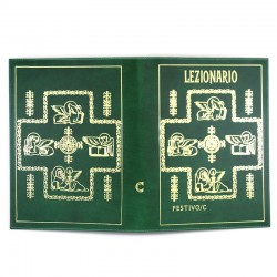 Leather case for Festive Lectionary year C 22x32x6 cm