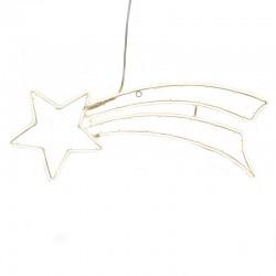 Stella Cometa luminosa bifacciale 480 Led Classic