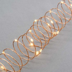 Led Light String 10 microLED with battery
