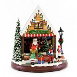 Carillon Negozio di giocattoli 25x27x15 cm