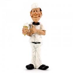 Ice-cream man 17 cm Funny Collection