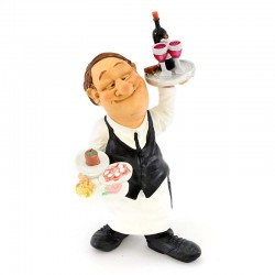 Waiter 20 cm Funny Collection
