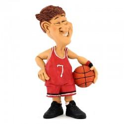 Giocatore di Basket 18 cm Funny Collection