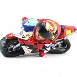 Motorcyclist 16.5 cm Funny Collection