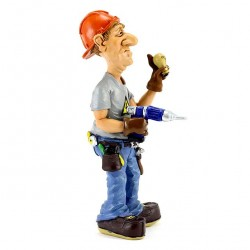 Electrician 18 cm Funny Collection