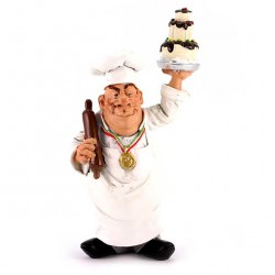 Chef 19 cm Funny Collection