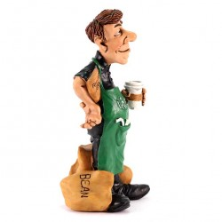 Barista 16 cm Funny Collection