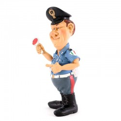 State Policeman 19 cm Funny Collection