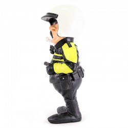 Local Policeman 18 cm Funny Collection