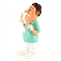 Dentist 18 cm Funny Collection