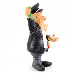 Railway Man 19 cm Funny Collection