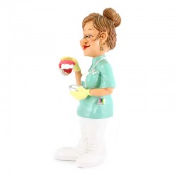 Female Dentist 18 cm Funny Collection